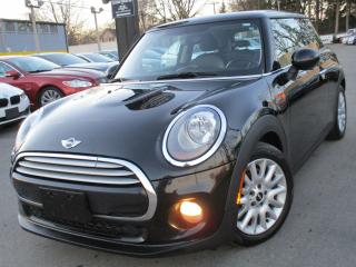 Used 2015 MINI 3 Door COOPER~AUTOMATIC~SUNROOF~71KMS for sale in Burlington, ON