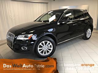 Used 2016 Audi Q5 3.0 TDI Progressiv for sale in Sherbrooke, QC