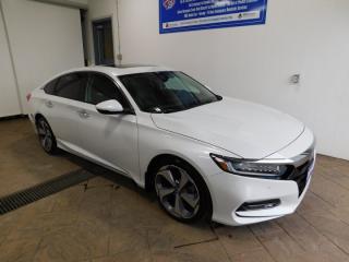 Used 2018 Honda Accord Sedan Touring LEATHER NAVI SUNROOF for sale in Listowel, ON