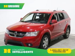 Used 2014 Dodge Journey R/T AWD AC GR for sale in St-Léonard, QC