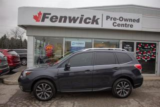 Used 2017 Subaru Forester 2.0XT Limited CVT for sale in Sarnia, ON