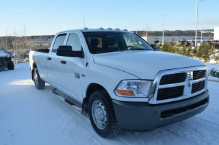 Used 2012 RAM 2500 2 RM, Cabine multiplaces, 169 po, ST for sale in St-Georges-Est, QC