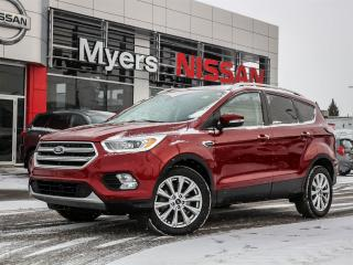 Used 2017 Ford Escape Titanium for sale in Orleans, ON