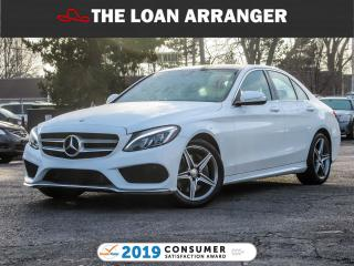 Used 2015 Mercedes-Benz C 300 4MATIC for sale in Barrie, ON