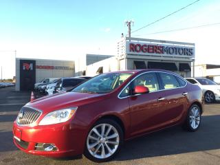 Used 2015 Buick Verano - NAVI - LEATHER - SUNROOF - REVERSE CAM for sale in Oakville, ON