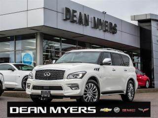 Used 2015 Infiniti QX80 Limited for sale in North York, ON
