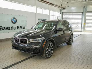 New 2019 BMW X5 xDrive50i for sale in Edmonton, AB