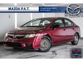 Used 2009 Honda Civic DX-A ** A/C SUPERBE CONDITION ** for sale in Montréal, QC