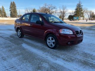 Used 2010 Pontiac G3 SE Sunroof/ Alloy Wheels/ Spolier! Only 126,000km! for sale in Winnipeg, MB