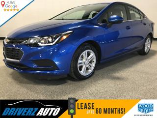 Used 2016 Chevrolet Cruze LT Auto ONE OWNER, CLEAN CARFAX, REMOTE START, BLIND SPOTS AND LOTS MORE ... for sale in Calgary, AB