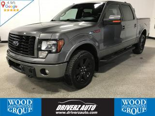 Used 2012 Ford F-150 FX4 3.5L ECOBOOST, REMOTE START. NAVIGATION for sale in Calgary, AB