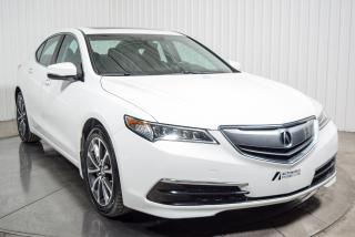 Used 2015 Acura TLX V6 Cuir Toit Nav for sale in St-Hubert, QC