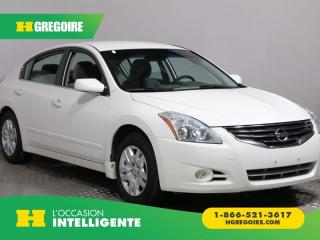 Used 2012 Nissan Altima 2.5 S A/C for sale in St-Léonard, QC