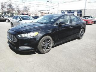 Used 2013 Ford Fusion SE BLACK PACKAGE for sale in Drummondville, QC