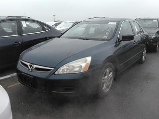 Used 2007 Honda Accord EX-L for sale in Waterloo, ON