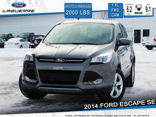 Used 2014 Ford Escape Se Cam Sièges Ch for sale in Victoriaville, QC