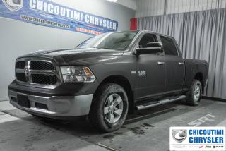 Used 2015 RAM 1500 Cabine CREW 4RM, 149 po SLT for sale in Chicoutimi, QC