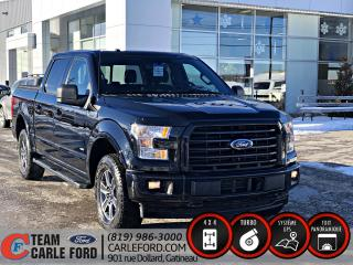 Used 2017 Ford F-150 Ford F-150 XLT S/CREW SPORT 2017, toit p for sale in Gatineau, QC