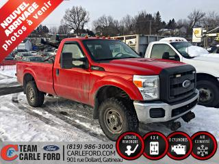 Used 2011 Ford F-350 Ford F-350 2011 boite de 8 pieds, air cl for sale in Gatineau, QC