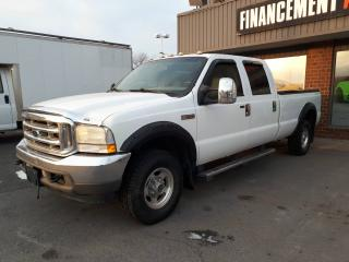 Used 2004 Ford F-250 ***DIESEL / LARIAT / 4x4*** for sale in Ste-Catherine, QC