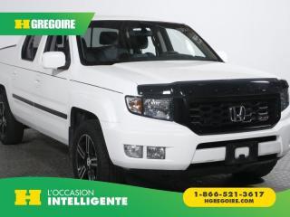 Used 2012 Honda Ridgeline SPORT 4X4 A/C GR for sale in St-Léonard, QC