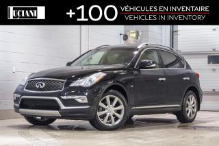 Used 2016 Infiniti QX50 AWD for sale in Montréal, QC