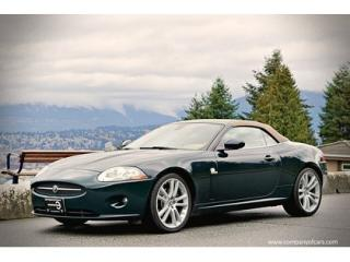 Used 2007 Jaguar XK (LOW KM) for sale in Vancouver, BC