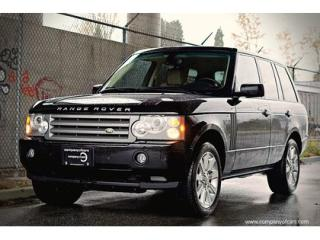 Used 2009 Land Rover Range Rover HSE for sale in Vancouver, BC