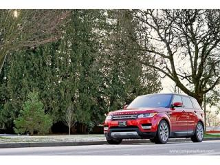 Used 2017 Land Rover Range Rover SPORT HSE for sale in Vancouver, BC