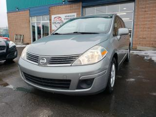 Used 2008 Nissan Versa for sale in St-Eustache, QC