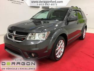 Used 2015 Dodge Journey for sale in Cowansville, QC