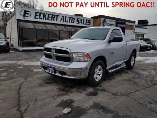 Used 2015 RAM 1500 SLT REGULAR CAB 4X4 for sale in Barrie, ON