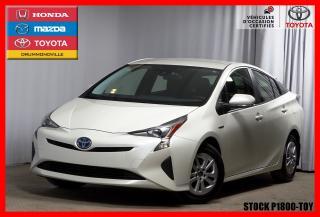 Used 2016 Toyota Prius Hybride / Cam Recul for sale in Drummondville, QC