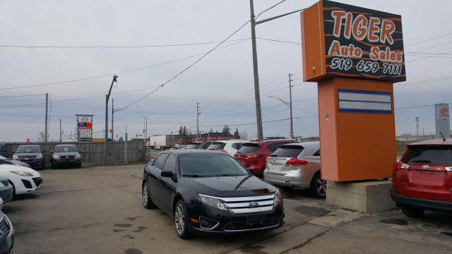 2012 Ford Fusion SEL***LEATHER**ONLY 160KMS***CERTIFIED