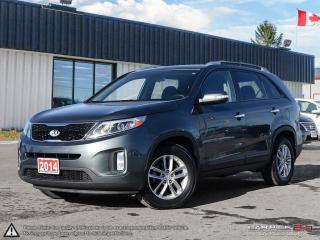 Used 2014 Kia Sorento LX,ECO,B.TOOTH,USB,SATELLITE for sale in Barrie, ON