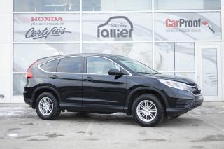 Used 2016 Honda CR-V Lx 2rm for sale in Québec, QC