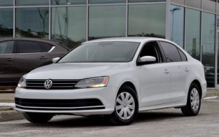 Used 2015 Volkswagen Jetta TRENDLINE PLUS for sale in Lachine, QC