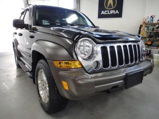 Used 2006 Jeep Liberty Sport,DIESEL,4X4,NO ACCIDENT for sale in North York, ON
