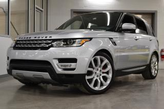 Used 2014 Land Rover Range Rover Sport V6 HSE for sale in Laval, QC