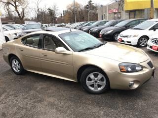 Used 2005 Pontiac Grand Prix GT/LEATHER/ROOF/P.SEAT/ALLOYS for sale in Scarborough, ON