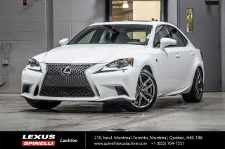 Used 2015 Lexus IS 250 AWD for sale in Lachine, QC