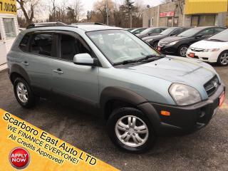 Used 2007 Hyundai Tucson GL/ AUTO/ POWER GROUP/ LOADED! for sale in Scarborough, ON