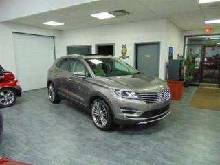 Used 2016 Lincoln MKC RESERVE 2.3 L AWD for sale in Châteauguay, QC
