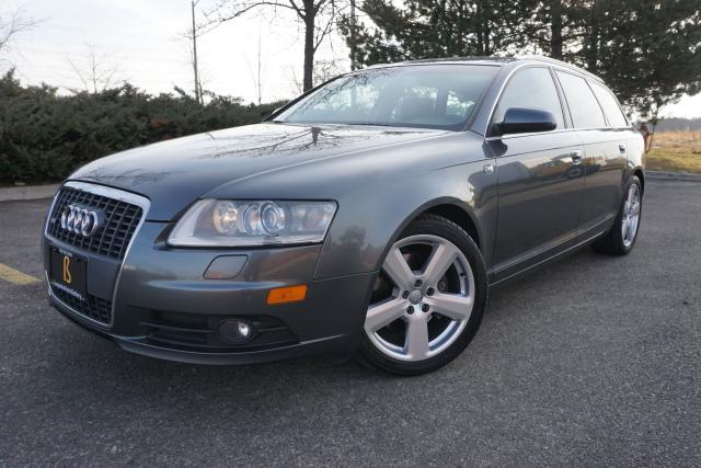 2008 Audi A6 3.2 AVANT - QUATTRO / LOW KM'S / NO ACCIDENTS /