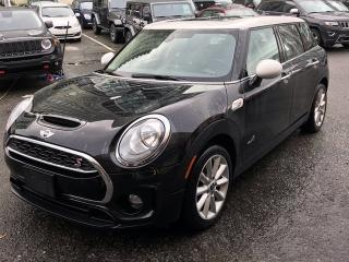 Used 2017 MINI Cooper Clubman S for sale in Richmond, BC