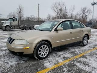 Used 2003 Volkswagen Passat for sale in Laval, QC