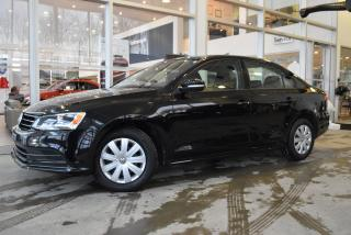 Used 2015 Volkswagen Jetta Trendline Plus A/c for sale in St-Jérôme, QC
