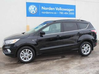 Used 2017 Ford Escape SE - HEATED SEATS / REAR-VIEW CAMERA / ALLOY WHEELS / ALL WHEEL DRIVE for sale in Edmonton, AB
