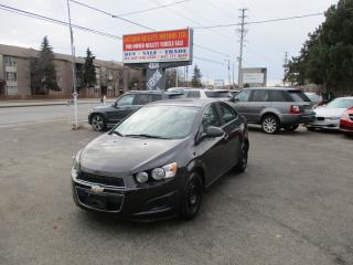 Used 2014 Chevrolet Sonic LT for sale in Toronto, ON