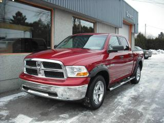 Used 2009 Dodge Ram 1500 Cabine muliplaces 4RM, 140,5 po SLT for sale in Repentigny, QC